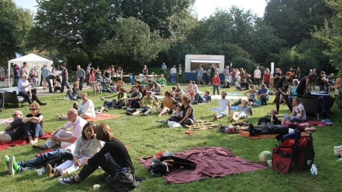 KEBAP Bunker Sommerfest